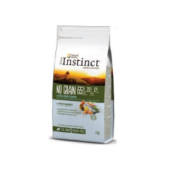 True Instinct-No grain Puppy Med/Maxi Salmón (1)