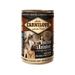 Carnilove-Adult Renna e Cervo Umido (1)