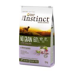 True Instinct-No Grain Medium-Maxi Tacchino (1)