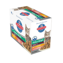 Hills-SP Feline Adult Perfect Weight (Bustina) (1)