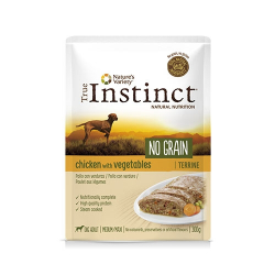 True Instinct-Instinc No Grain Medium Pollo con Verdure 300 Gr Umido. (1)