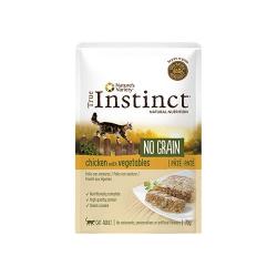 True Instinct-Feline No Grain Pollo 70 Gr Umido (1)