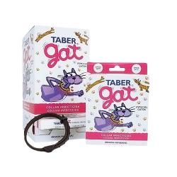 Taber-Collana Antiparassitario per Gatto (1)