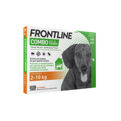 Frontline-Combo 2-10 Kg Pipette Antiparassitarie Cane (1)