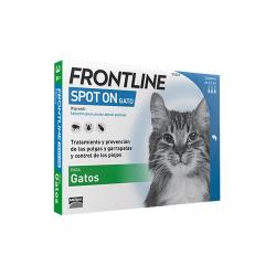 Frontline-Pipette Antiparasitarie Gatti (2)