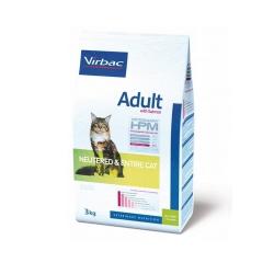 virbac-HPM Feline Adult Salmone per Sterilizzati e no Sterilizzati (1)