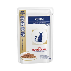 Royal Canin Veterinary Diets-Renale Umido (con pollo) 85 gr (1)