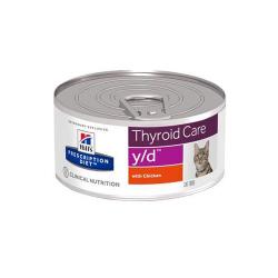 Hills Prescription Diet-PD Feline y/d.156 gr. Umido. (1)
