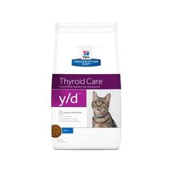 Hills Prescription Diet-PD Feline y/d (1)