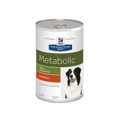 Hills Prescription Diet-PD Canine Metabolic 370 gr. Umido. (1)