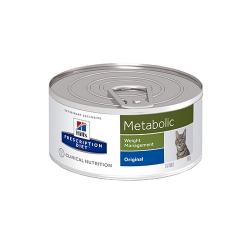 Hills Prescription Diet-PD Feline Metabolic 156gr Umido (1)