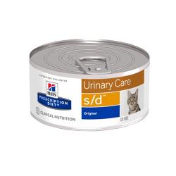 Hills Prescription Diet-PD Feline s/d 156gr Umido (1)
