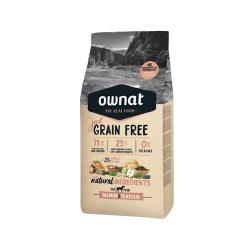 Ownat Just Grain Free-Adulto di Pesce per cane (1)