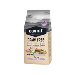Ownat Just Grain Free-Adulto Sterilizzato per gatto (1)