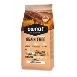 Ownat Grain Free Prime-Prime Junior Agnelo Grain Free (1)