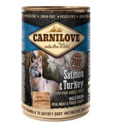 Carnilove-Adult Salmone e Tacchino (1)