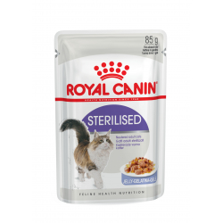 Royal Canin-Sterilised Pouch 85gr (1)