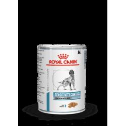 Royal Canin Veterinary Diets-Sensitivity Controllo Pollo 420 gr Umido (1)