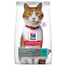 Hills-SP Feline Young Sterilised Tonno (1)