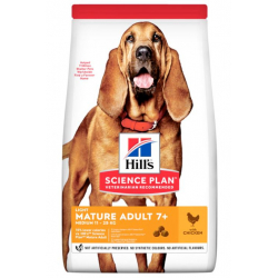 Science Plan™ Canine Mature Light Medium Breed Pollo