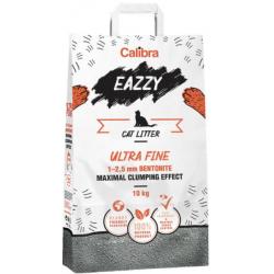 Calibra Eazzy sabbia per gatti ultra fine
