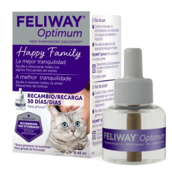 FELIWAY OPTIMUM RECAMBIO 48 ml 1mes