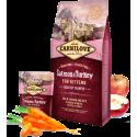Carnilove-Cat & Kitten Salmon & Turquey (1)