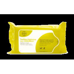 Bayer-Salviette Igienizzanti di Citronella per Cane o Gatto (1)