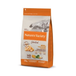 Nature's Variety pienso Selected Pollo campero