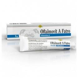 Oftalmovit A unguento oftalmico