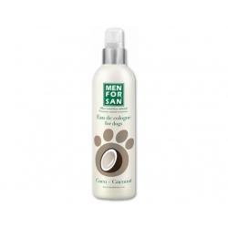 Menforsan colonia para perros aroma Coco