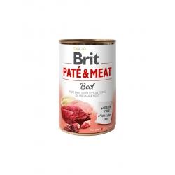 Brit pate meat ternera latas para perro