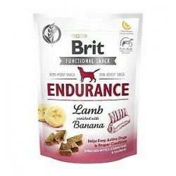 Brit care dog functional snack endurance cordero