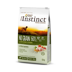 True Instinct-No Grain Medium-Maxi Adult Pollo (1)