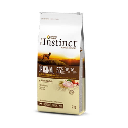 True Instinct-Original Medium-Maxi Adult Pollo (1)