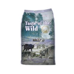 Taste Of The Wild-Sierra Mountain Canine con Agnello (1)