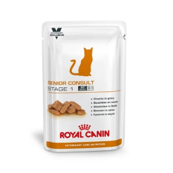 Royal Canin Veterinary Diets-Vet Care Senior Consult Stage 1 Umido 100 gr (1)